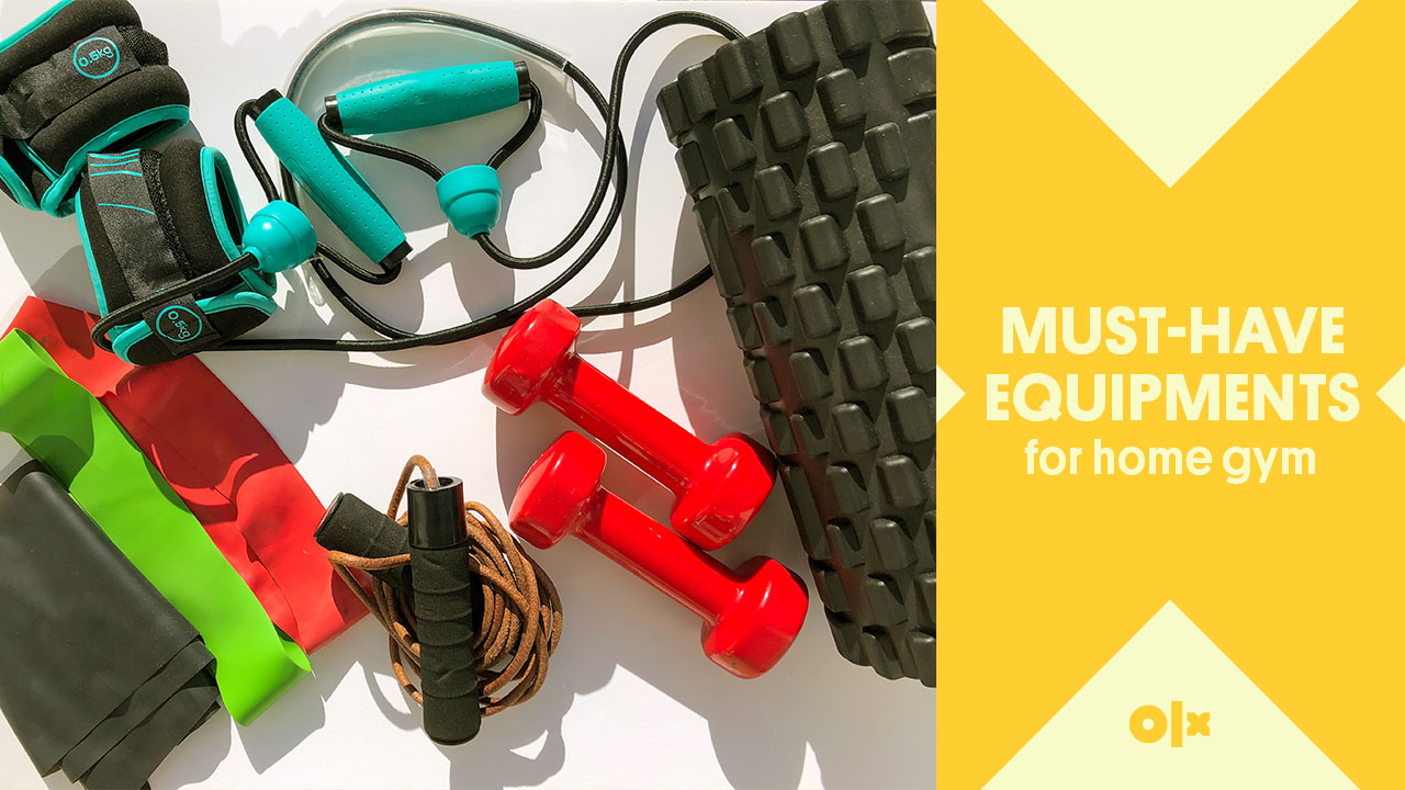 Must-Have Equipments For Home Gym
