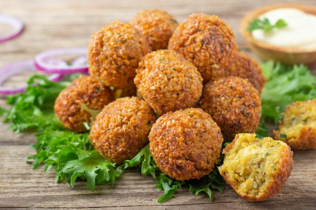 Falafel -image