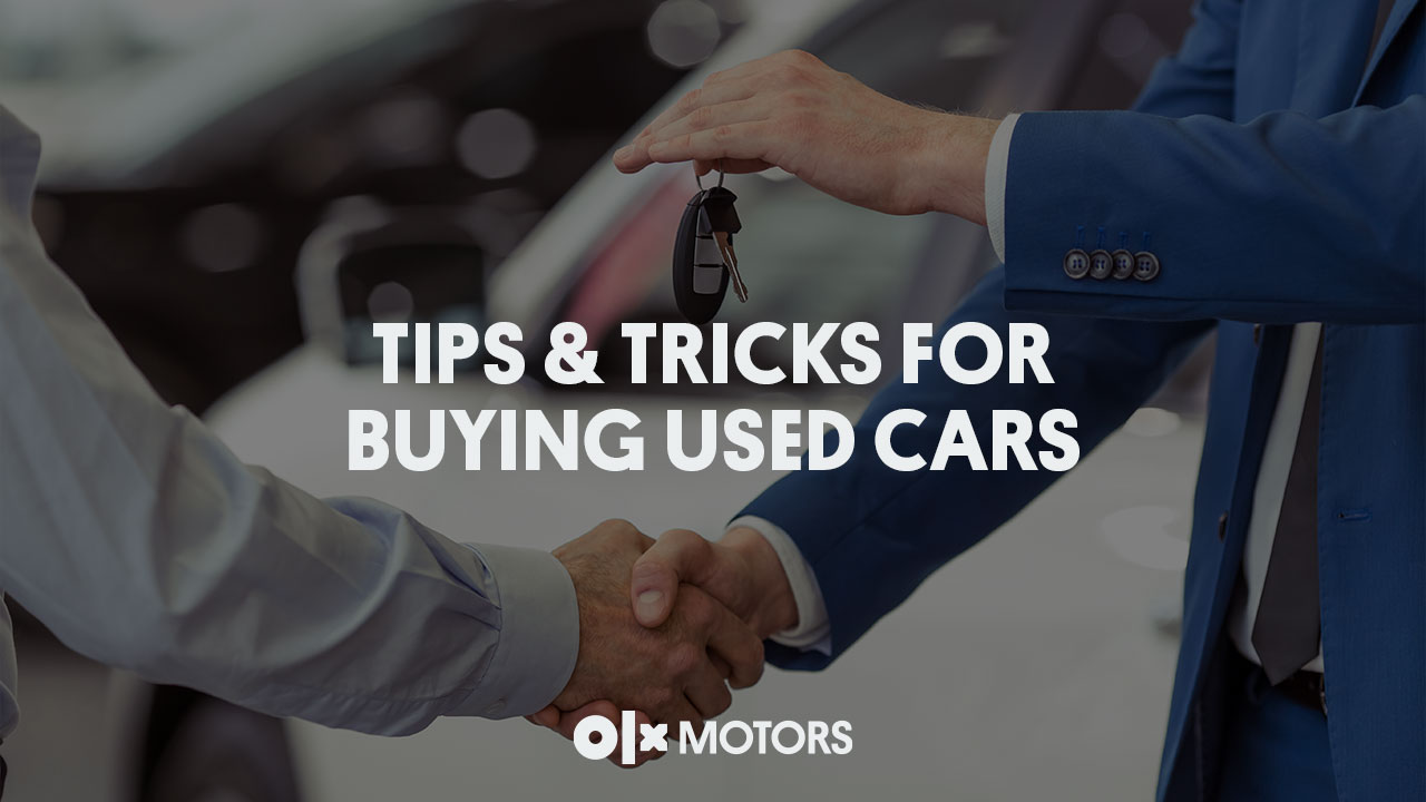 Tips And Tricks For Buying Used Cars