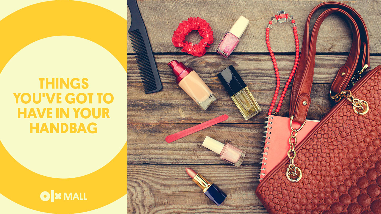 Things You've Got To Have In Your Handbag