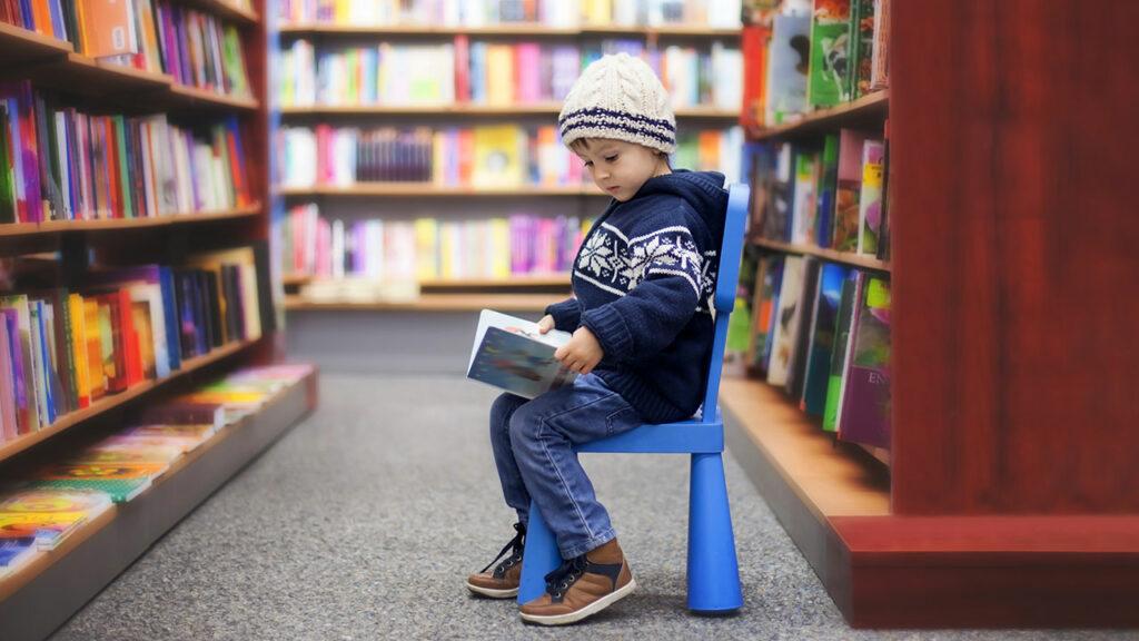 Treat kids as reading buddies