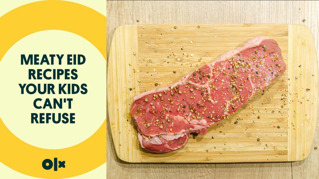 Kids-friendly meat recipes