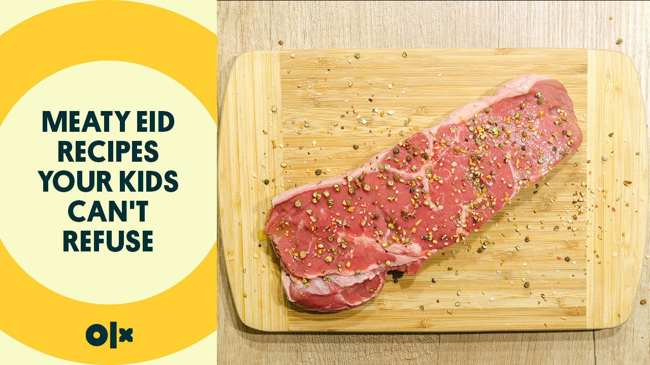 Meaty Eid Recipes Your Kids Can't Refuse