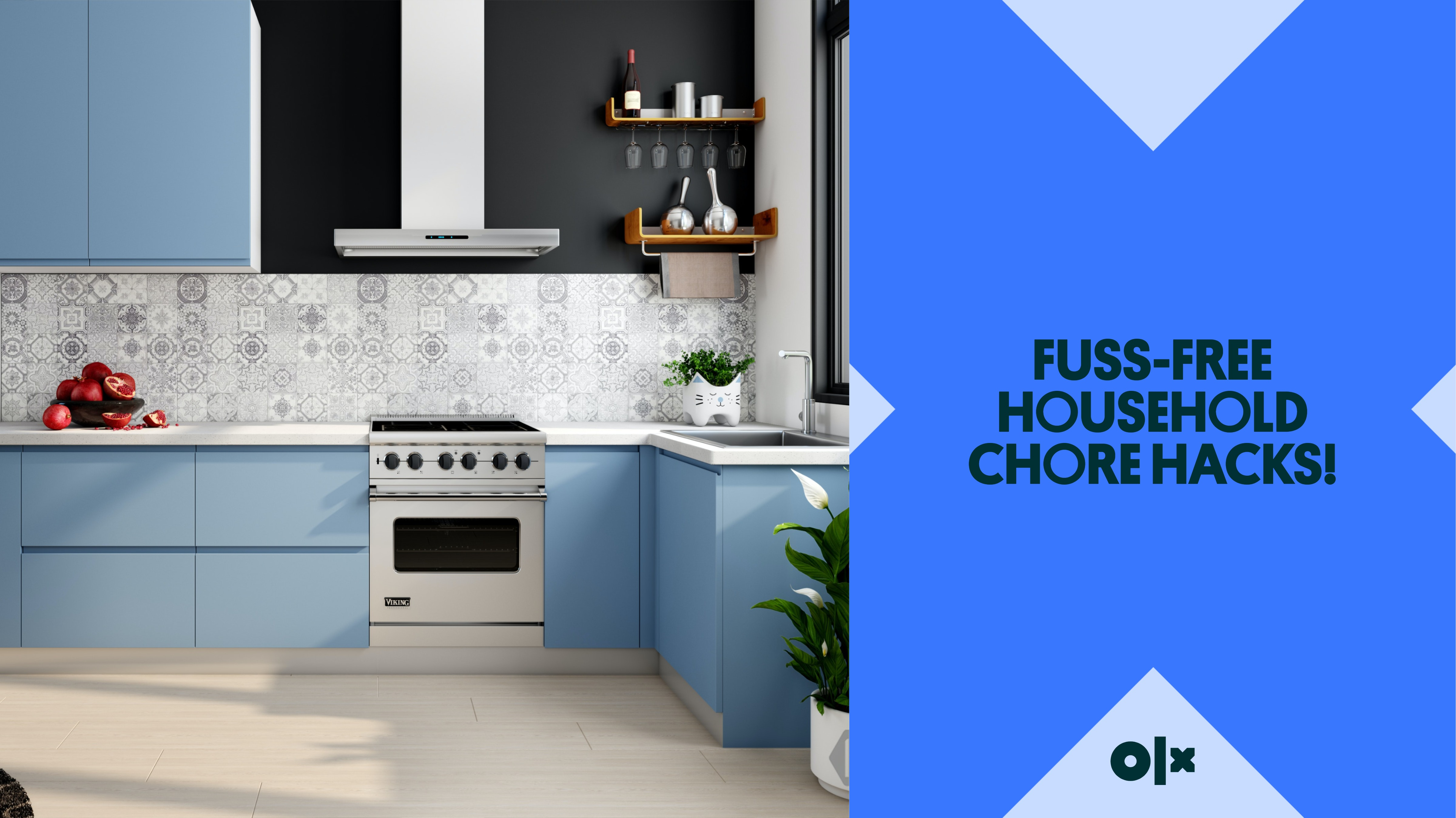 Fuss-free Household Chore Hacks!