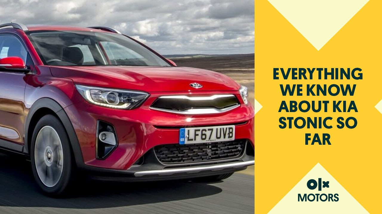 Everything We Know About KIA Stonic So Far