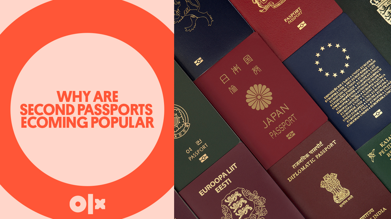 Why Are Second Passports Becoming Popular?
