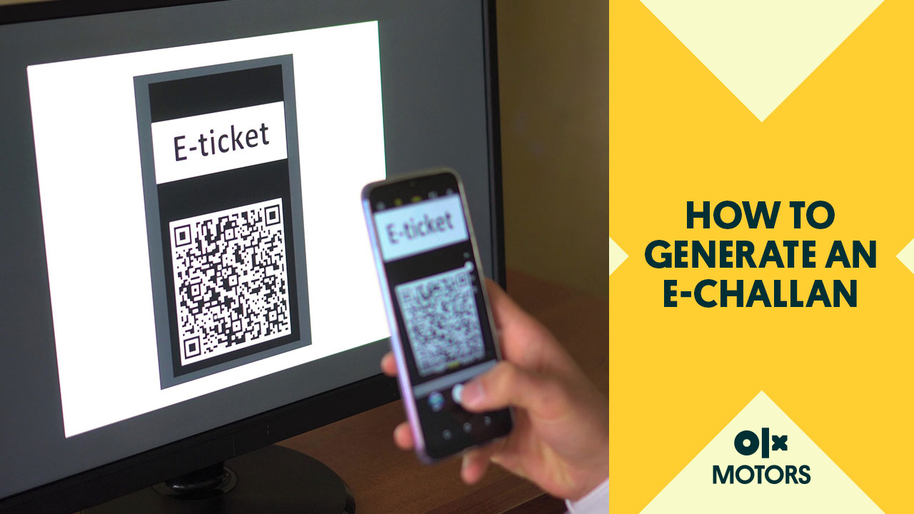 How to Generate an E-Challan