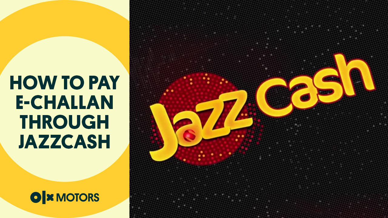 How to Pay E-Challan Through JazzCash