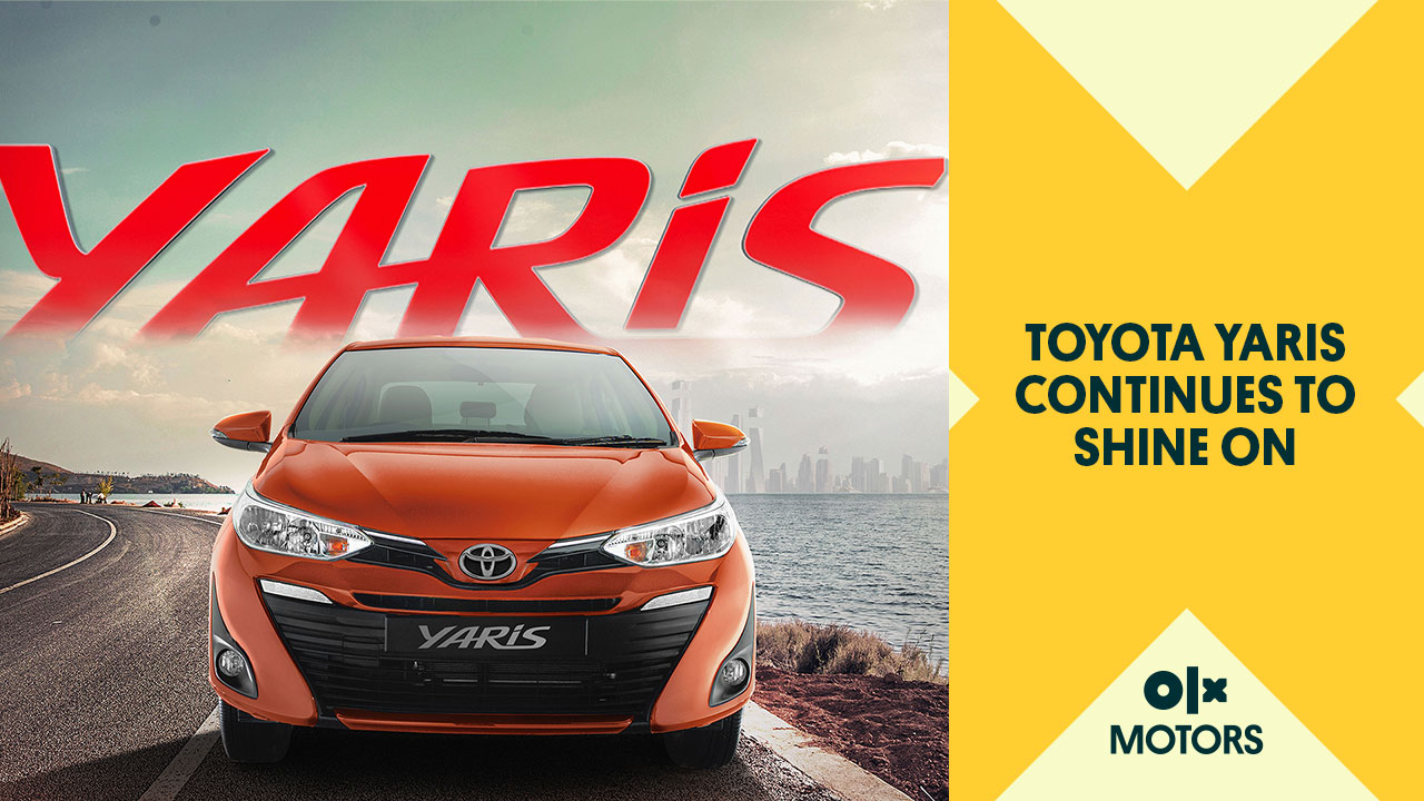 Toyota Yaris Continues to Shine On